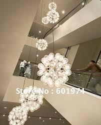 Diy Glass Bubble Chandelier Bubble Glass Chandelier Trendy Pendant Brass Tier Chandelier W