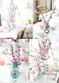 Cherry Blossom Curtains Ceramic Cherry Blossoms Home Decor Other Metro Cherry Blossom