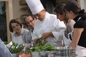 cours de cuisine ritz risotto à l ecole ritz escoffier