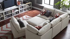 the beckham sectional sofa by bassett furniture youtube