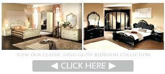 High Gloss Bedroom Furniture High Gloss Italian Bedroom Furniture Srjccs Club