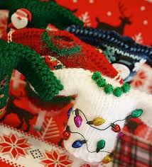 Christmas Sweater Party Ideas - 25 tacky christmas party ideas u2013 christmas celebrations