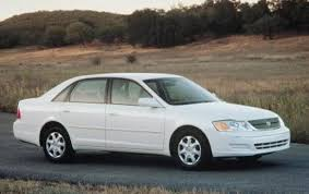 toyota avalon type 2001 toyota avalon information and photos zombiedrive