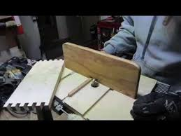 making a box joint jig for the router table youtube