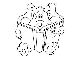 baby blues clues coloring pages 172732 coloring pages free 2015