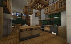 minecraft küche bauen haus mit gewächshaus mc minecraft häuschen und