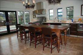 stationary kitchen islands with seating kitchen two level kitchen island marble top kitchen island cart