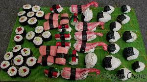 sushi ornament sler 3 by morgancrone on deviantart