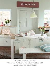 painted kitchen in little greene paint colours u0027pearl colour