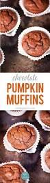 Libbys Pumpkin Muffins Cake Mix by Pumpkin Chocolate Chocolate Chip Muffins Recipe Add A Pinch