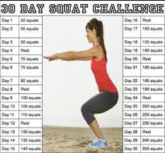 Challenge How Does It Work Does The 30 Day Squat Challenge Really Work Health Wealth Fit