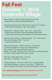 osterville village fall festival day 2016 cape cod family fun guide