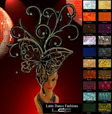 samba showgirl u0027s butterfly headdress mardi gras headdress samba