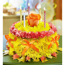 1 800 flowers birthday flower cake for fall designs of elegance