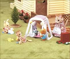 Sylvanian Families Garden - aliexpress com buy new kids pretend toys genuine miniature