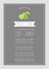 bridal shower invited perfect pair custom couples shower invitation bridal shower