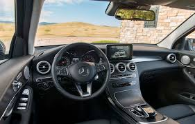 pic of mercedes mercedes glc class is the 2017 motor trend suv of the year