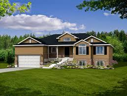 home design brown paint wall also grass arrangement for nilson