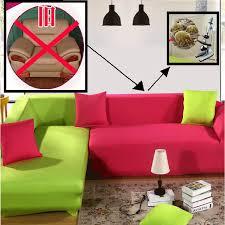 l shaped sofa slipcovers l shape sofa cover 1 2 3 4 seater couch lounge elastic sofa shield