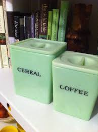 square kitchen canisters 229 best kitchen canisters vintage images on kitchens