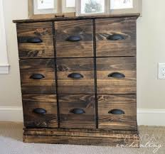 apothecary dresser ikea dresser turned pottery barn apothecary cabinet apothecary