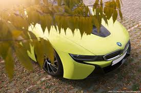 Bmw I8 Yellow - this amazing finished bmw i8 comes with neon yellow paint finish