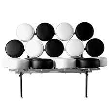 Herman Miller Marshmallow Sofa Ella Universe Mid Century Design Masters Summit George Nelson