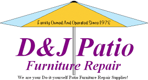 welcome to d u0026j patio furniture repair www djpatio com