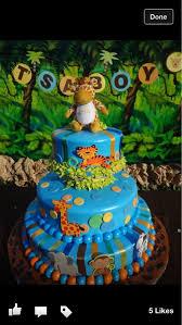 babyshower cake was