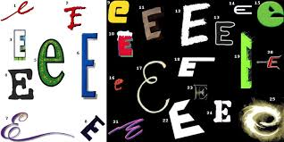 imp awards alphabet game the letter e