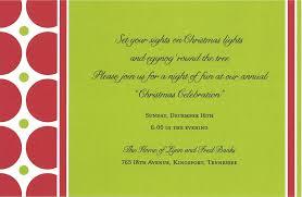 family christmas party invitation wording cimvitation