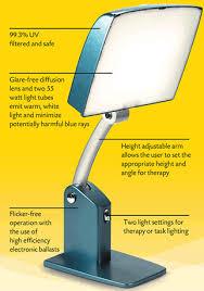 Light Box Therapy Carex Daylight Sky Dl2000 Light Therapy Light Box