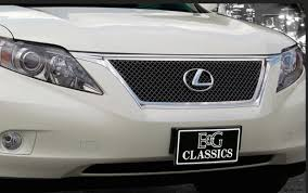 2010 lexus rx 350 for sale nj rx 350 3rd gen anyone swap out their grill yet clublexus