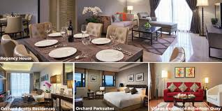 service apartments in singapore short term accommodation