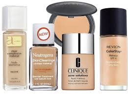best liquid foundation for oily skin