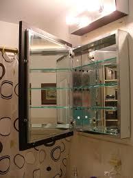 Mirrored Medicine Cabinet Doors Medicine Cabinet Gets A Facelift For 30 Hometalk