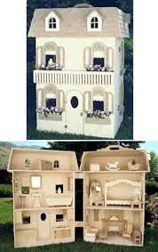 Wood Dollhouse Furniture Plans Free by Barbie Dollhouse Plans How To Make
