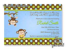 monkey boy baby shower monkey boy baby shower invitation jungle baby boy shower