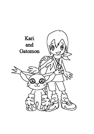 digimon coloring pages coloring digimon pages