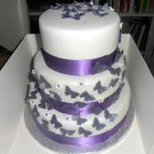 Purple Wedding Cake Toppers Margusriga Baby Party The Passionate