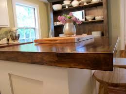 countertops kitchen island decoration dark wood countertops with