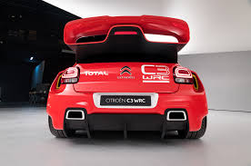citroen concept 2017 citroen c3 wrc concept 2017 on behance
