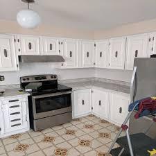 refinishing kitchen cabinets oakville kitchen cabinets painting oakville on staining