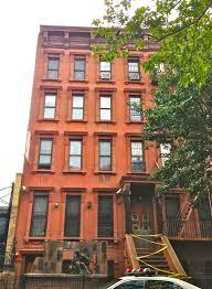 New York House Harlem Street Ephemeral New York