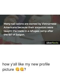many nail salons are owned by vietnamese americans because their