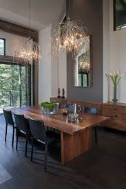 Contemporary Dining Room Chandeliers 30 Modern Dining Rooms Design Ideas Dining Room Modern Black