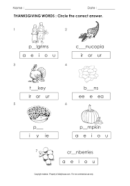 free thanksgiving worksheets kiddyhouse thanksgiving printables