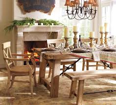 Pottery Barn Dining Room Set by Tony U0027s Top 10 Tips How To Decorate A Beautiful Holiday Home