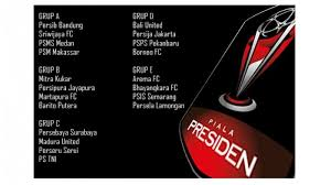 Jadwal Piala Presiden 2018 Ini Dia Jadwal Piala Presiden 2018 Persib Vs Sriwijaya Jadi Laga