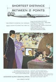 Lockheed Constellation Interior Lockheed Aircraft Advertisement Gallery